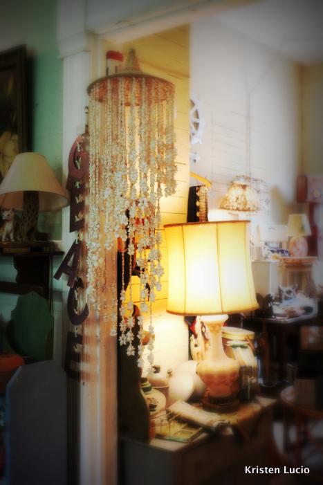 seashell-chandelier