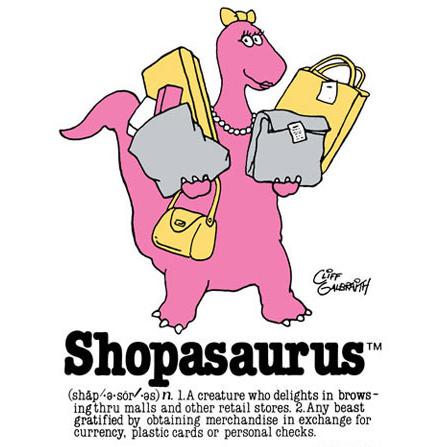 shopasaurus