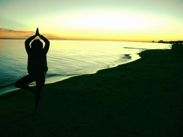 zen sunset, Biloxi