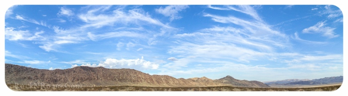 Mojave Panorama